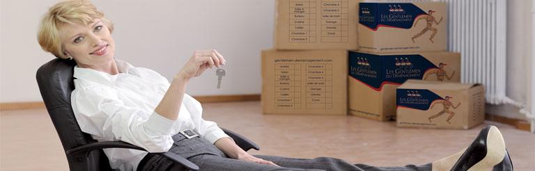 À Bercy Déménagement formule confort facile pour les particuliers