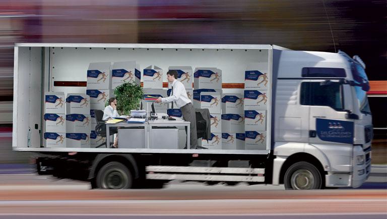 Transfert Entreprise, déménagement de bureaux À Bercy Déménagement