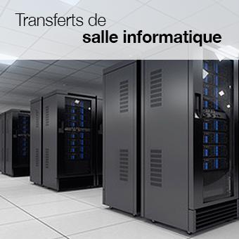 Transfert Informatique À Bercy Déménagement